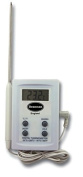 Digital Probe Thermometer - Ideal for Meat, Turkey, Steak or BBQ