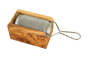 D.O.M. Cheese Grater made of Olive Wood