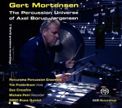 The Percussion Universe of Axel Borup-Jorgensen