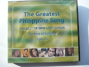 Philippine Love Songs, Vol. 4