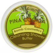 Bomb Cosmetics Pina Colada Cleansing Shower Butter