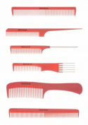 Head Jog 201 Cutting Comb Pink HT61131