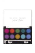 Beauty UK Cosmetics Eyeshadow Palette, Soho Number 2