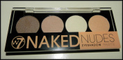 W7 Naked Nudes 4 Eye shadow Palette-new