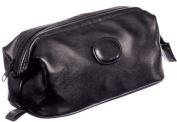 Milano Men's Framed Top Zip Toiletry Bag