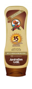 Australian Gold SPF 15 Sun Lotion and Bronzer 237 ml