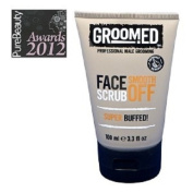 Groomed Smooth Off Face Scrub 100ml