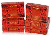 Vaadi Herbals Anti Pigmentation Enchanting Rose Soap 6x75g