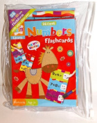 Number Flash Cards With Wipe Clean Pen