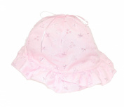 Beautiful Intricate Broderie Anglais Baby Sun Hat