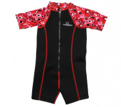Patterned Lycra Arm Baby Toddler Wetsuit