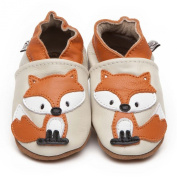 Soft Leather Baby Shoes Fox 12-18 months