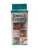 Town and Country Air Bag Compatible Seat Cover - Grey