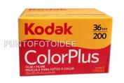 Kodak 6031470 Colour Plus 200 135/36 Film