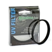Maxsima - 67mm UV LENS filter Protector for Nikon 18-140mm, 18-105mm, 16-85mm, 70-300mm VR & others...