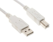 USB Printer Cable 2M for HP DESKJET 1000, 1050, 2050, 3050 DATA CABLE CORD USB PRINTER CABLE