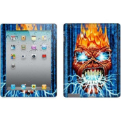 Xtra-Funky Exclusive Fashionable Protective Skin Cover Style Sticker For iPad 2
