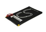 Battery iRiver H110, H120, H140, H320, H340, Li-pl, 1700 mAh