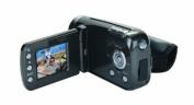 Ultra Compact Camcorder Vivitar DVR508NHD 5 Megapixel Digital Video Camcorder / Digital Camera - Black
