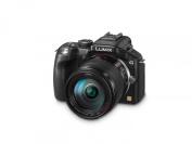 Panasonic Lumix DMC-G5HEB-K Compact System Camera with 14-140mm Lens - Black (16.5MP) LCD