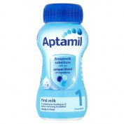 Aptamil First Milk from Birth - 12 x 200ml