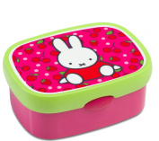 Rosti Mepal Campus Enfant 107660065206 Lunch Box Small with Miffy Fruit Theme