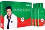 SANDHI SUDHA PLUS - Globally Popular Natural Relief for Chronic Joint Pains LARGER PACK OF 3 BOTTLES Genuine Product
