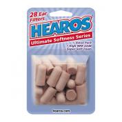 Hearos ultimate softness series ear plugs - 14 pairs