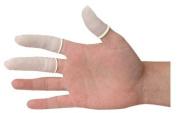Fortuna Latex Finger Cots - 12 cots