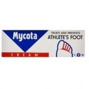 THREE PACKS of Mycota Cream