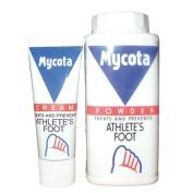 Mycota Cream 25g plus Mycota Powder 70g
