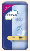 TENA Lady Extra Towels - 6 x Packs of 10