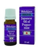 Obbekjaers Japanese Peppermint Oil 10ml