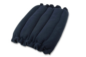 Knee & Leg Pad - Microwavable Wheat Bag - Navy Fleece