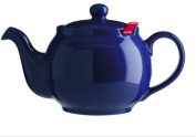 London Teapot Company-Chatsford 6-Cup Teapot with One Red filter, Blue
