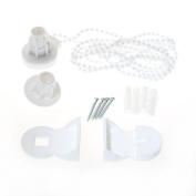 Roller Blind Shade Cluth Bracket Bead Chain 25mm Kit