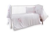 Clair de Lune Stardust Cot/ Cot Bed Quilt/ Bumper and Sheet Set
