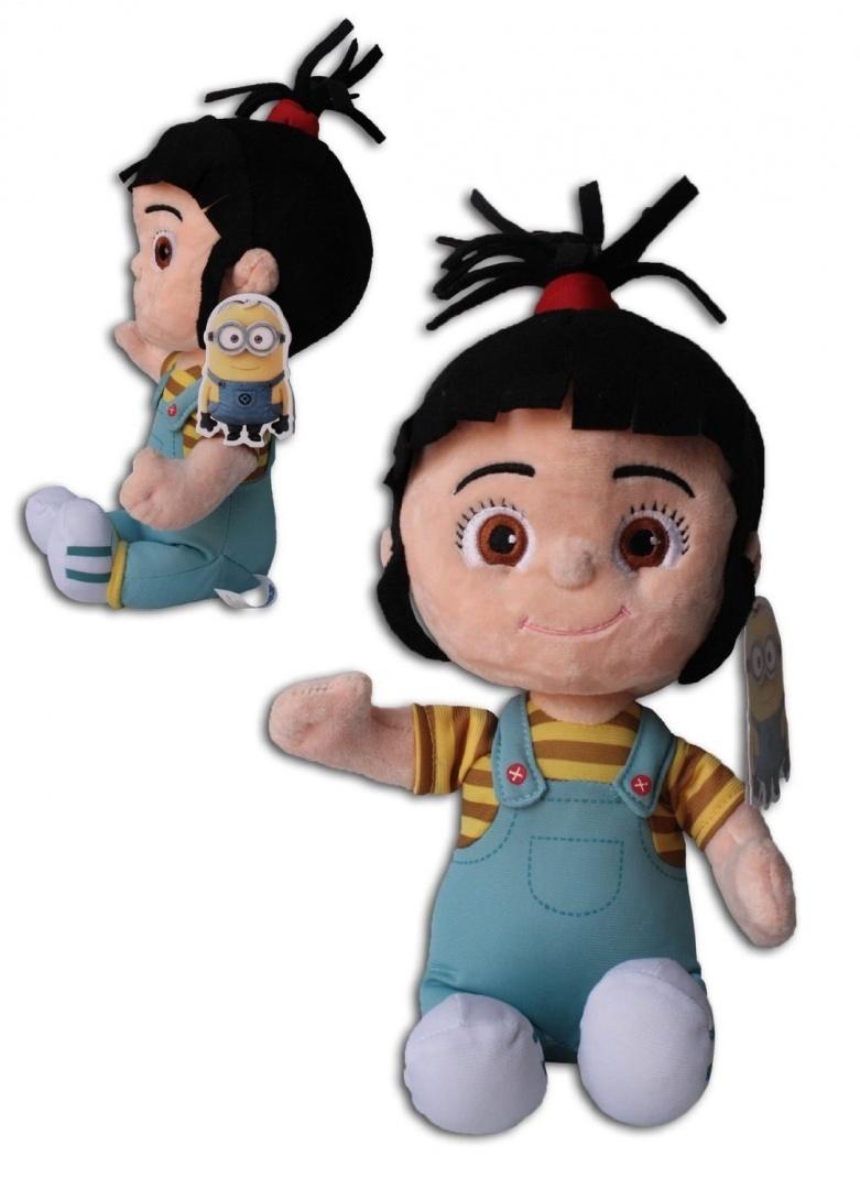 Agnes GRU Minion 30cm Gru's Minions Toy Doll Plush ...