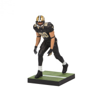McFARLANE NFL SERIES 34 JIMMY GRAHAM NEW ORLEANS SAINTS ACTION FIGURE
