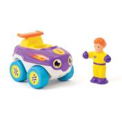 Wow Toys Izzy The Racecar