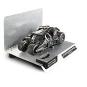 Hotwheels Elite 1:18 Batmobile Tumbler with Batman Cape Swatch Die Cast Model