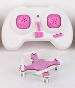 Cheerson CX10 CX-10 6Axis 2.4G 4CH LED Mini RC Helicopter Quadcopter RTF
