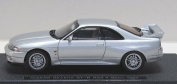 EBBRO 1/43 fits Nissan Skyline GT-R R33 V Spec Silver
