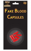 Halloween Fake Blood Capsules