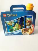Lego Chima Lunch Set - Blue