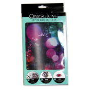 "Crystal Icing ""Galaxy"" Design Wraps Accent Sticker Kit"