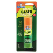 Elmer's - School Glue Naturals, Clear, 25ml Stick, 1 per Pack E5045 (DMi EA