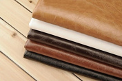 "Oiled Soft Leather for Home Decor Furniture Upholstery Application,bags Fabric,purses Fabric,leather Fabric,1.0mm,wide 54"" Sold By Half Yard"