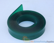70 Durometer, Screen Printing Squeegee Blade, 3.7m Roll.