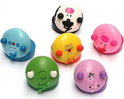 Baby infant plastic early education toys, castanets